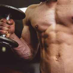 How Much Protein to Maximise Muscle Mass